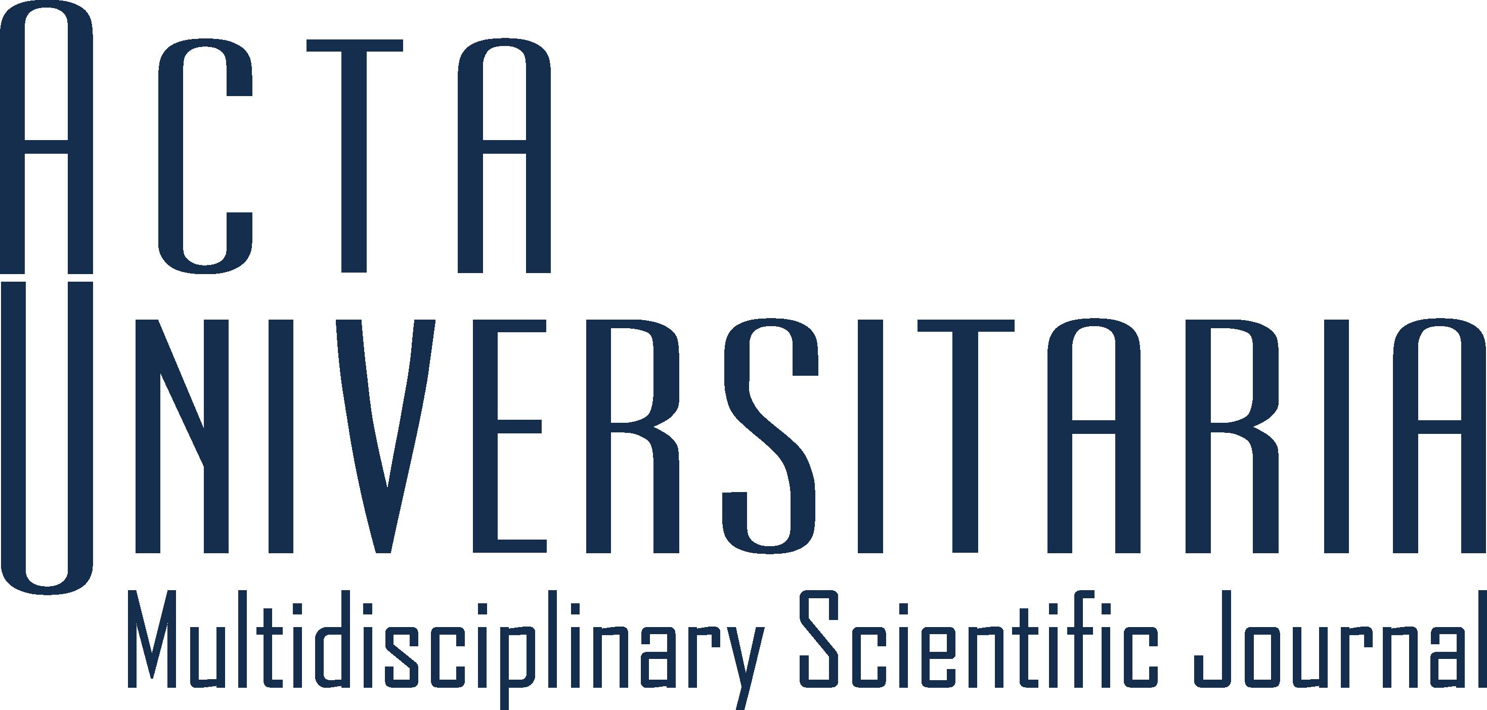 Acta Universitaria